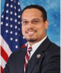 MN Attorney General Keith Ellison photo