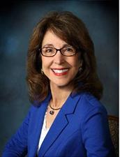 headshot of Ellen Kennedy, speaker