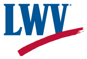 LWV Logo and Home Link